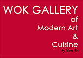 Wok Gallery of Modern Art & Cuisine
